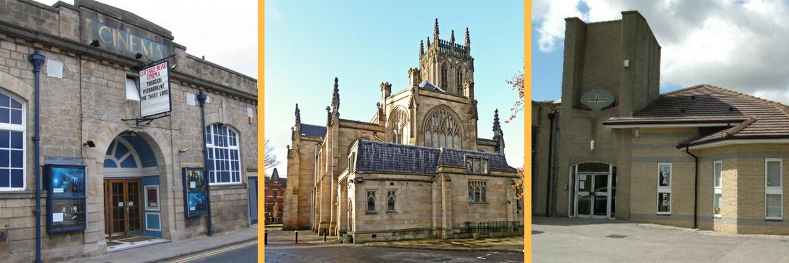Photo of 3 Leeds Landmarks