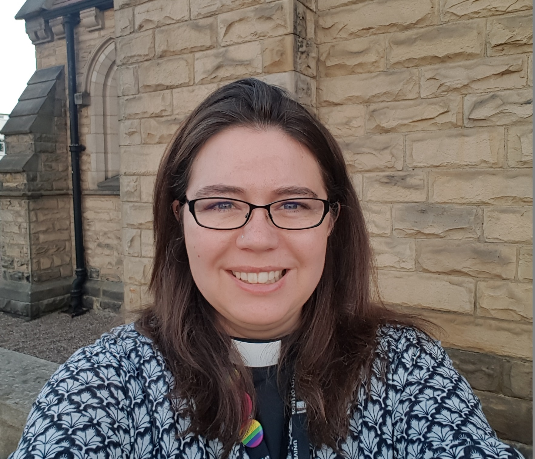 Rev Anthea Colledge